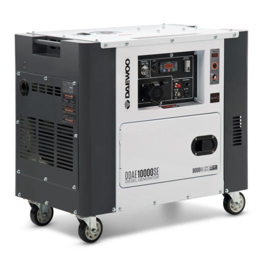 Agregat prądotwórczy diesel DAEWOO DDAE 10000SE