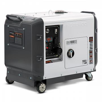 Agregat prądotwórczy diesel DAEWOO DDAE 9000SSE
