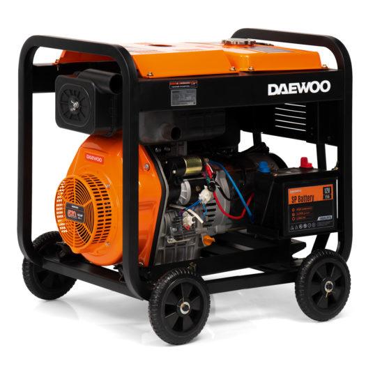 Agregat prądotwórczy diesel DAEWOO DDAE 11000DXE-3
