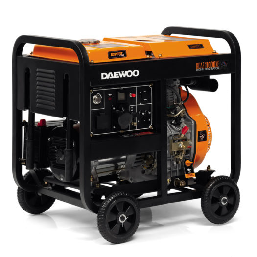 Agregat prądotwórczy diesel DAEWOO DDAE 11000XE