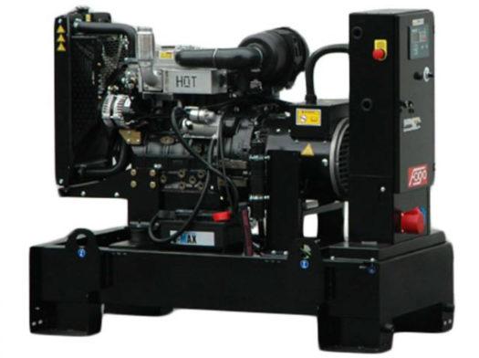 Agregat prądotwórczy FDF 20 P