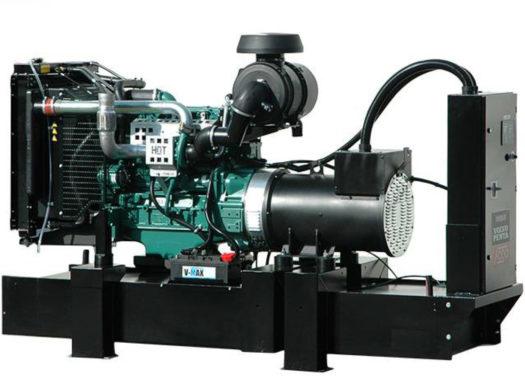 Agregat prądotwórczy FDF 130 V