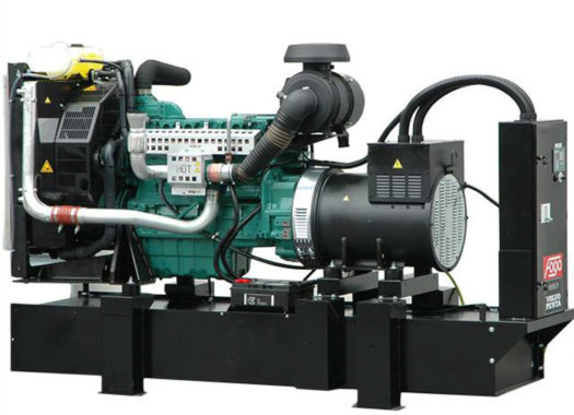 Agregat prądotwórczy FDF 200 V