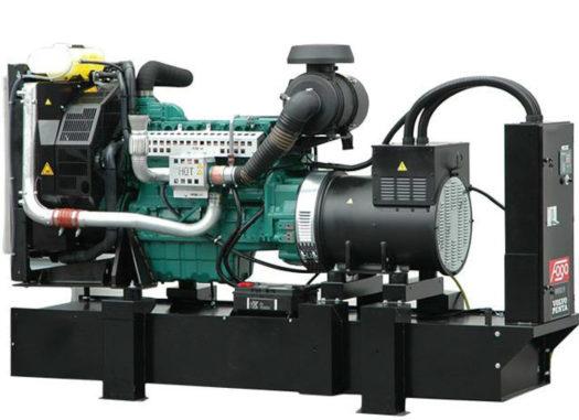 Agregat prądotwórczy FDF 250 V