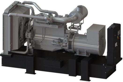 Agregat prądotwórczy FDF 300 D
