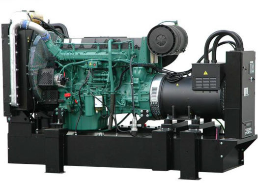 Agregat prądotwórczy FDF 300 V