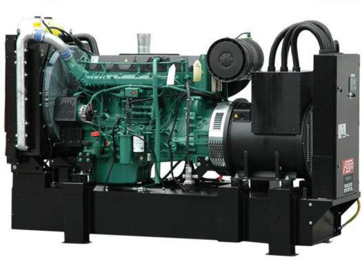 Agregat prądotwórczy FDF 455 V