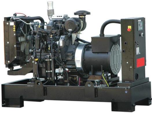 Agregat prądotwórczy FDF 50 I
