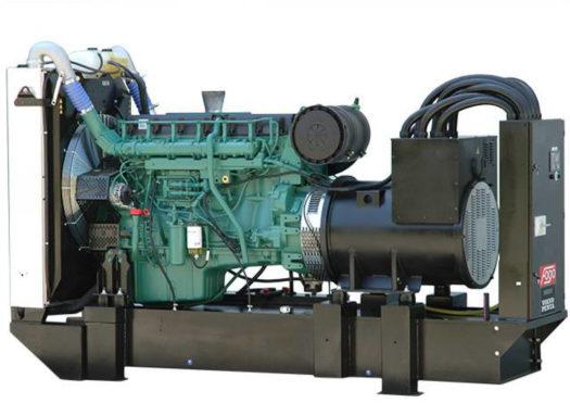 Agregat prądotwórczy FDF 600 V