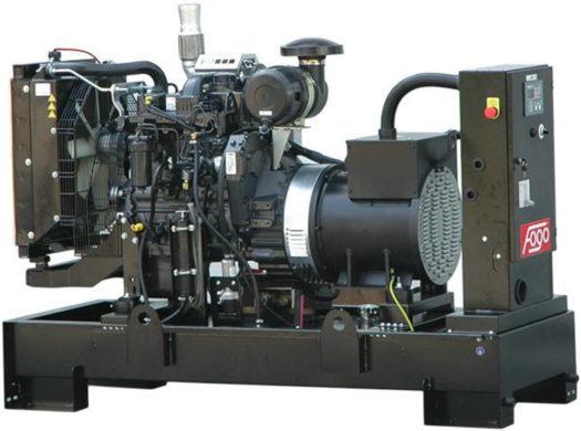 Agregat prądotwórczy FDF 60 I