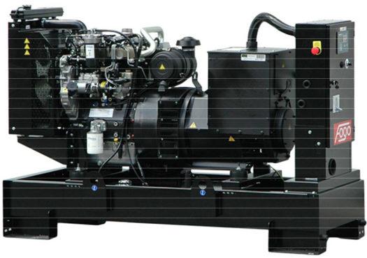 Agregat prądotwórczy FDF 60 P
