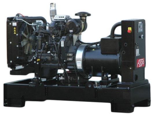Agregat prądotwórczy FDF 80 IS