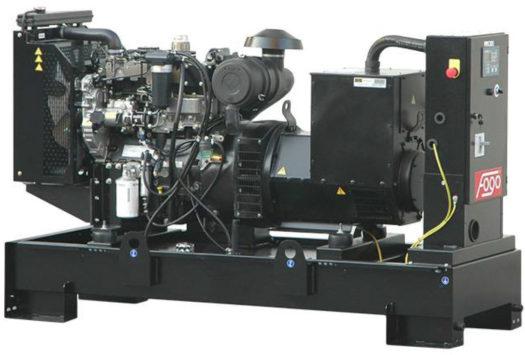 Agregat prądotwórczy FDF 80 P