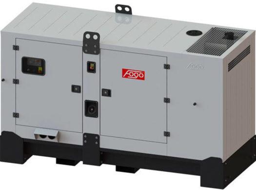 Agregat prądotwórczy FDG 135 V