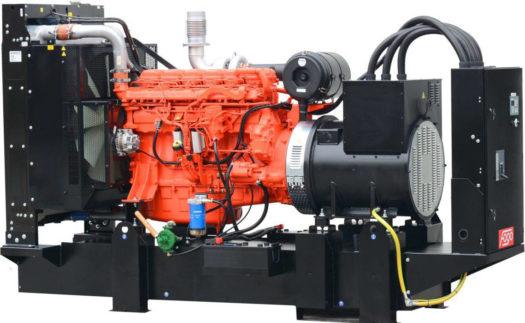 Agregat prądotwórczy FDF 275 S draft