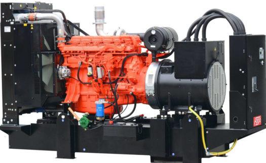 Agregat prądotwórczy FDF 300 S