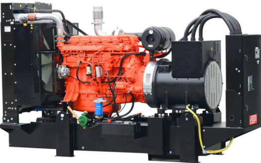 Agregat prądotwórczy FDF 325 S draft