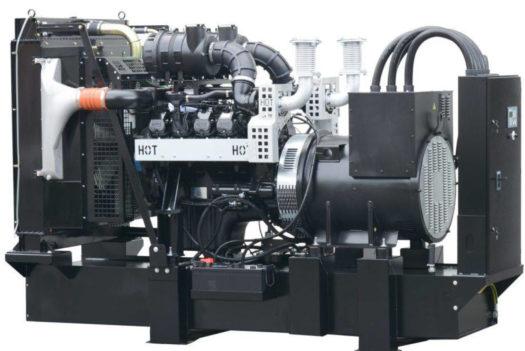 Agregat prądotwórczy FDF 500 D