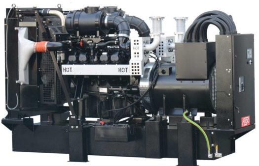 Agregat prądotwórczy FDF 600 D
