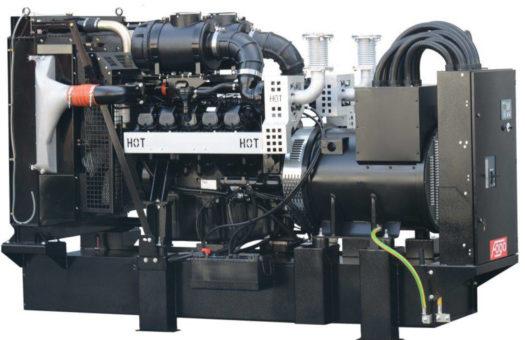 Agregat prądotwórczy FDF 660 D
