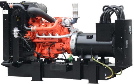Agregat prądotwórczy FDF 661 S