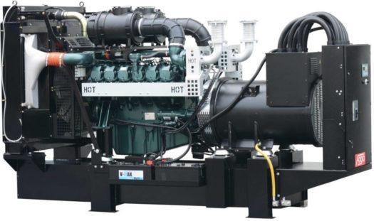 Agregat prądotwórczy FDF 730 D