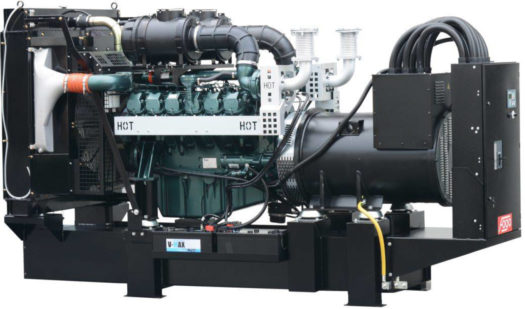 Agregat prądotwórczy FDF 731 D