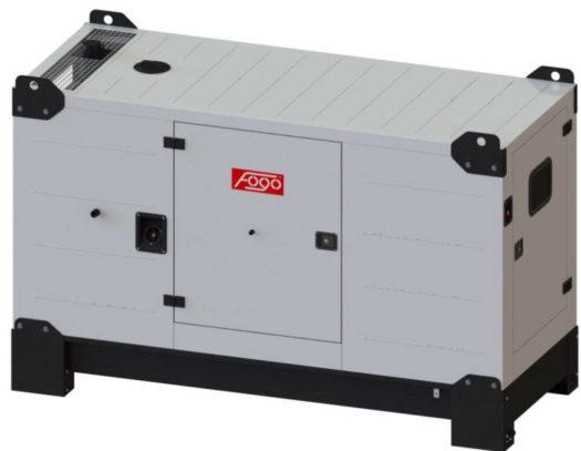 Agregat prądotwórczy FDG 125 I