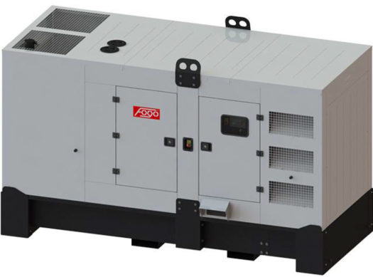 Agregat prądotwórczy FDG 250 V