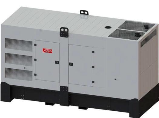 Agregat prądotwórczy FDG 455 D