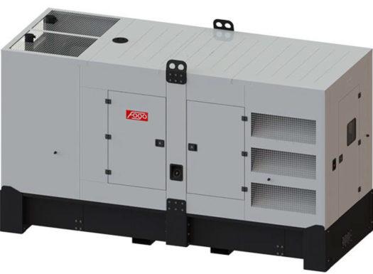 Agregat prądotwórczy FDG 660 D