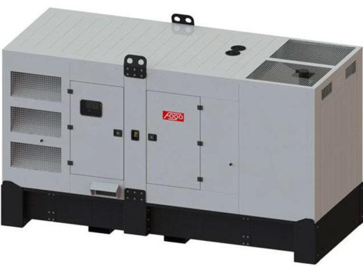 Agregat prądotwórczy FDT 1460 V draft