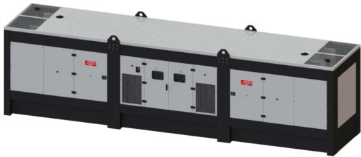 Agregat prądotwórczy FDT 910 S draft