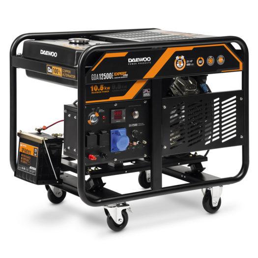Agregat prądotwórczy benzynowy DAEWOO GDA 12500E